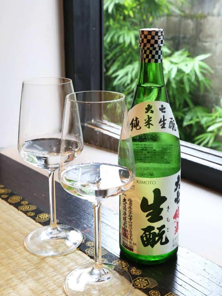 【唎酒師介紹日本清酒13】大七酒造-大七 純米生酛 純米酒 720ml