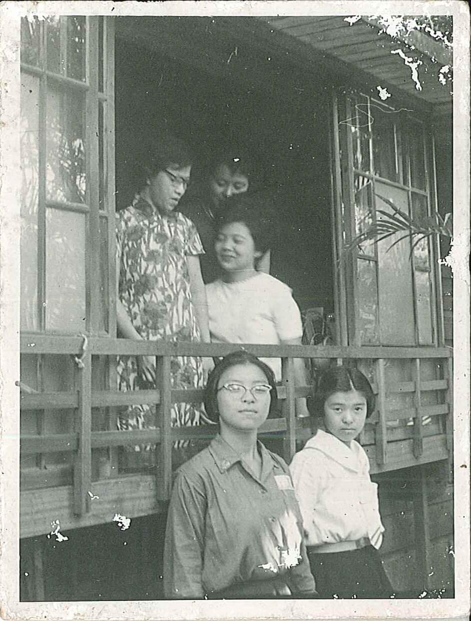 1964.06陳玉麟教授家族