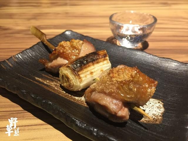 野草居食屋-桂丁雞