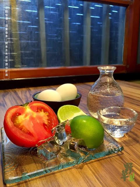 野草居食屋-清酒賞食會-深夜食堂-剩酒飲用法