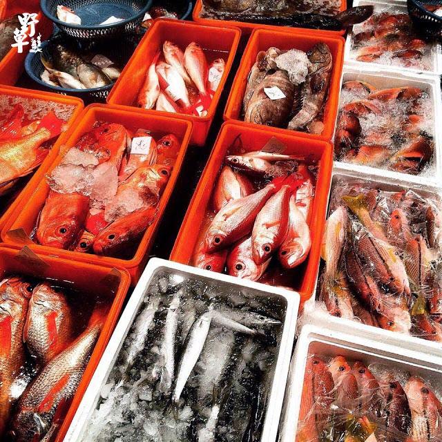57-野草居食屋-深夜食堂-海釣魚-魚市場