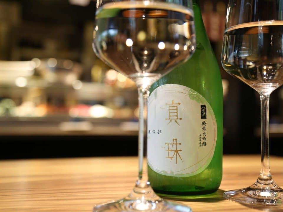 群馬縣-龍神酒造-真珠-尾瀨雪融(純米大吟釀)