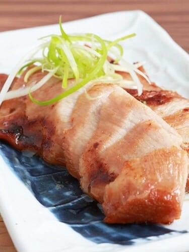 紅麴味噌松阪豬