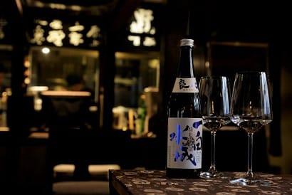 野草居食屋_酒單-秋田縣-福禄寿酒造-一白水成 良心 特別純米酒