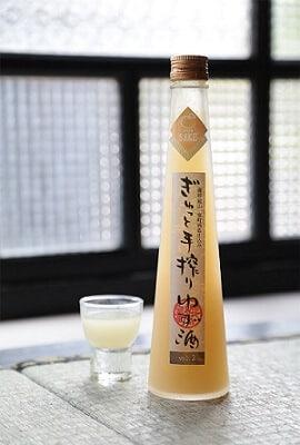 手榨柚子酒