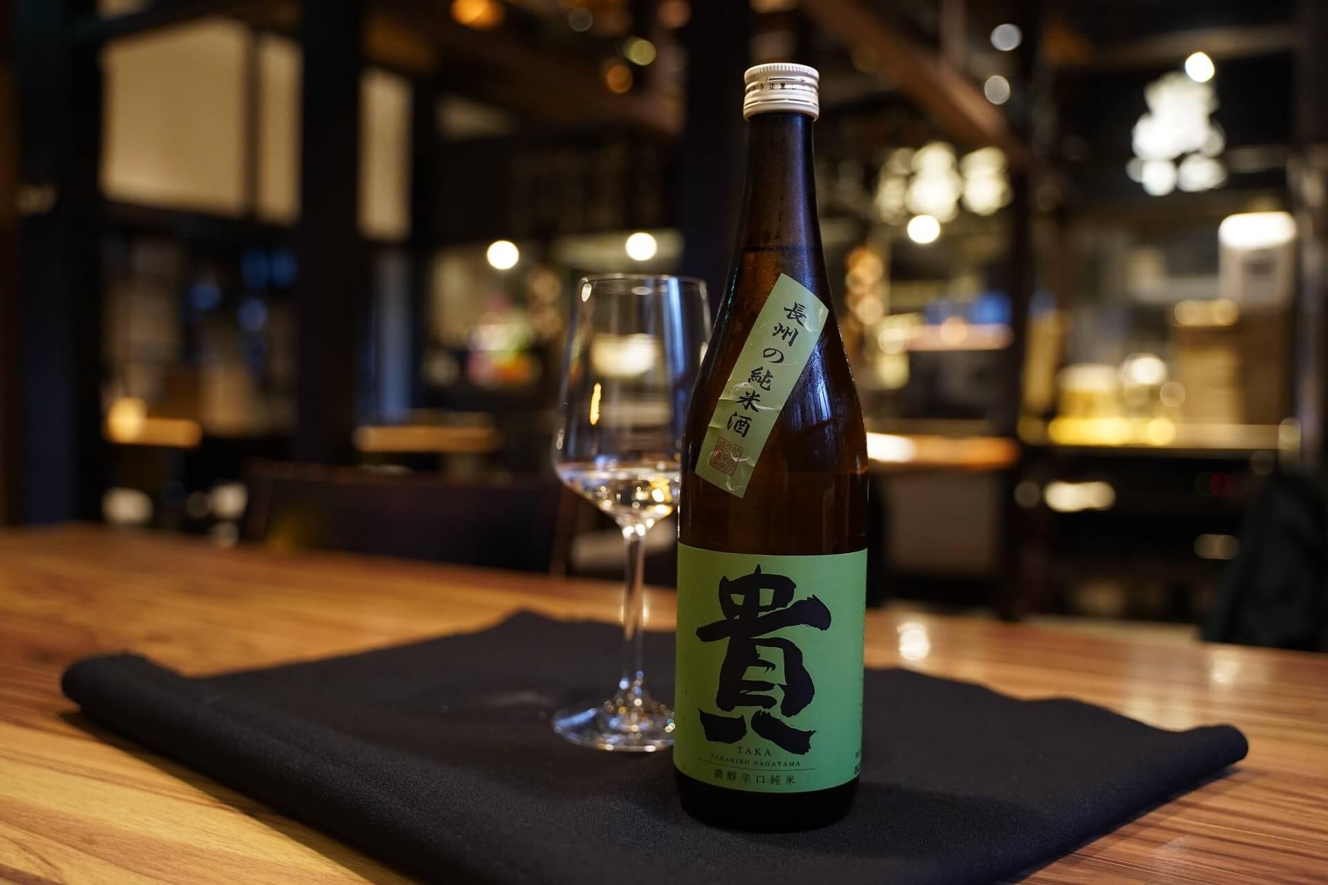 【唎酒師介紹日本清酒20】永山本家酒造場-貴 80 濃醇辛口 純米酒 720ml