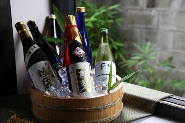 野草居食屋-日本酒專家-嚴選清酒2
