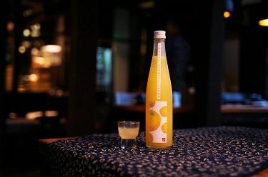 野草居食屋_酒單-果實酒-小野屋柚子酒