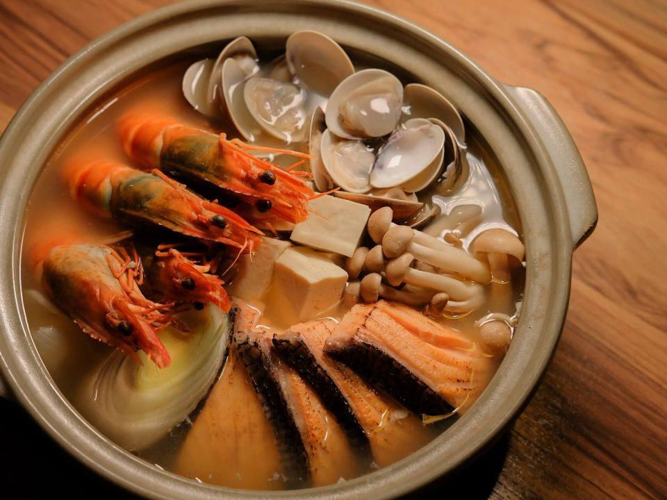 野草居食屋-菜單-石狩鍋-暖心上市