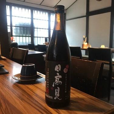 野草居食屋_酒單-宮城県-平考酒造-日高見-彌助 純米吟釀