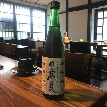 野草居食屋_酒單-宮城県-平考酒造-日高見-純米酒