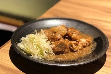 野草居食屋-菜單-醬燒mo mo