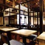 野草居食屋-用餐環境-食堂